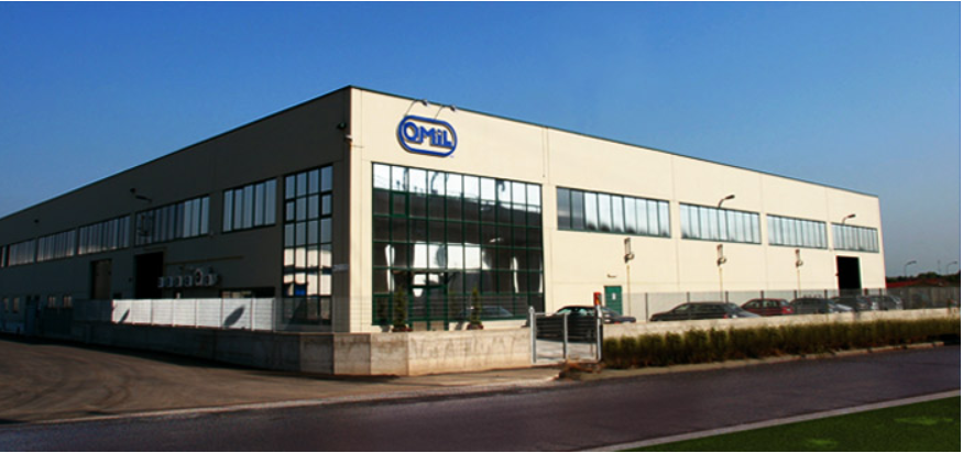 Omil Factory in Italy