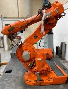 IRB6600 Robot
